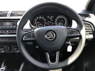 2020 Skoda Fabia NJ MY20.5 81TSI DSG Blue 7 Speed Sports Automatic Dual Clutch Hatchback