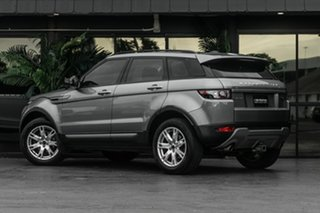 2011 Land Rover Range Rover Evoque L538 MY12 TD4 CommandShift Pure Grey 6 Speed Sports Automatic.