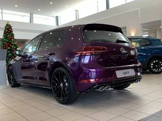 2020 Volkswagen Golf 7.5 MY20 R DSG 4MOTION Final Edition Purple 7 Speed.