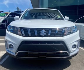 2020 Suzuki Vitara LY Series II Turbo 2WD Cool White 6 Speed Sports Automatic Wagon.