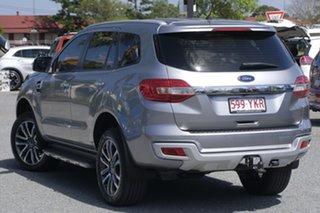 2018 Ford Everest UA II 2019.00MY Titanium Aluminium 10 Speed Sports Automatic SUV.