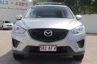 2014 Mazda CX-5 KE1071 MY14 Maxx SKYACTIV-MT Silver 6 Speed Manual Wagon