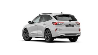 2020 Ford Escape ZH 2020.75MY ST-Line Frozen White 8 Speed Sports Automatic SUV