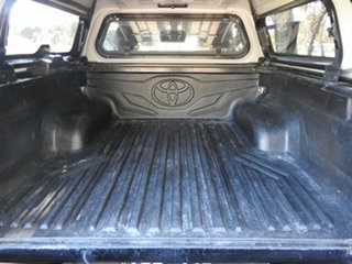 Toyota Hilux SR5 Black 6 Speed Automatic Utility