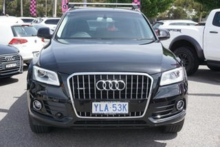 2016 Audi Q5 8R MY16 TDI S Tronic Quattro Black 7 Speed Sports Automatic Dual Clutch Wagon.
