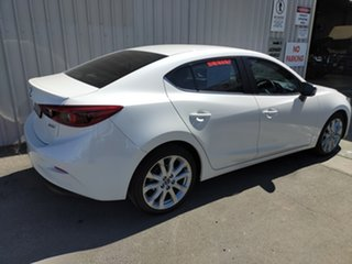 2014 Mazda 3 BM5438 SP25 SKYACTIV-Drive Astina 6 Speed Sports Automatic Hatchback.