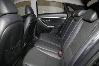 2012 Hyundai i30 GD Premium Phantom Black 6 Speed Sports Automatic Hatchback