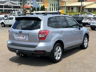2015 Subaru Forester S4 MY15 2.5i-L CVT AWD Silver 6 Speed Constant Variable Wagon.
