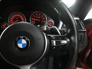 2015 BMW 4 Series F32 420i M Sport Red 8 Speed Sports Automatic Coupe