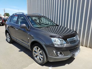 2014 Holden Captiva LTZ Wagon.