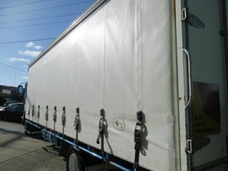 2009 Isuzu FRR SERIES White Truck