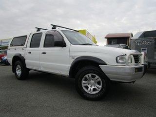 2006 Mazda Bravo B2500 DX White 5 Speed Manual Utility
