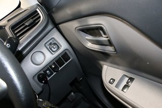 2016 Mitsubishi Triton MQ MY16 Upgrade GLX (4x4) Graphite 6 Speed Manual Club Cab Chassis