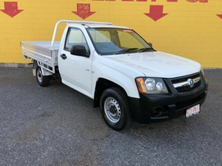 2008 Holden Colorado RC DX White 5 Speed Manual Cab Chassis.