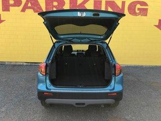 2017 Suzuki Vitara LY RT-S 2WD Turquoise 6 Speed Sports Automatic Wagon