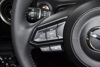 2020 Mazda 2 DJ2HA6 G15 SKYACTIV-MT Pure White 6 Speed Manual Hatchback