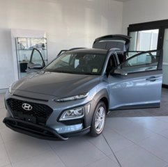 2020 Hyundai Kona OS.3 MY20 Active 2WD Silver 6 Speed Sports Automatic Wagon