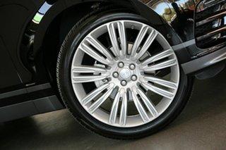 2017 Land Rover Range Rover Velar L560 MY18 Standard R-Dynamic SE Black 8 Speed Sports Automatic.