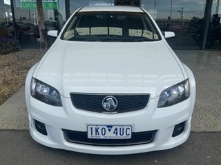 2013 Holden Commodore VE II MY12.5 SS Z-Series White 6 Speed Automatic Sportswagon.