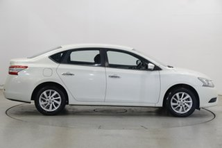2013 Nissan Pulsar B17 ST White 6 Speed Manual Sedan