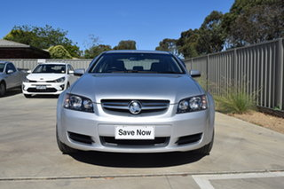 2010 Holden Commodore VE MY10 International Silver 6 Speed Sports Automatic Sedan.