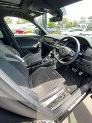 2020 Skoda Kodiaq NS MY20.5 132TSI DSG Sportline Black 7 Speed Sports Automatic Dual Clutch Wagon