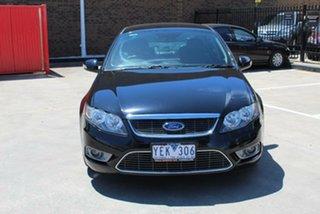2010 Ford Falcon FG G6 50th Anniversary Black 6 Speed Automatic Sedan.