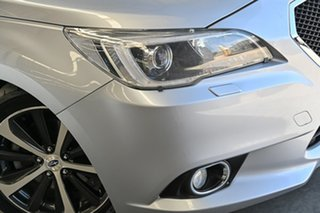 2015 Subaru Liberty B6 MY16 3.6R CVT AWD Silver 6 Speed Constant Variable Sedan.