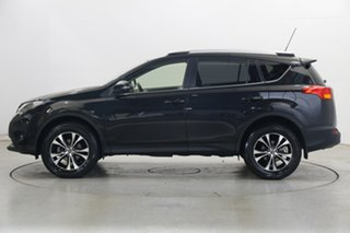 2014 Toyota RAV4 ASA44R MY14 Cruiser AWD Black 6 Speed Sports Automatic Wagon.