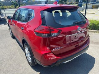 2019 Nissan X-Trail T32 Series II ST X-tronic 2WD Ruby Red 7 Speed Constant Variable Wagon.