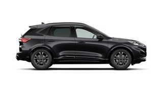 2020 Ford Escape ZH 2021.25MY ST-Line Agate Black 8 Speed Sports Automatic SUV