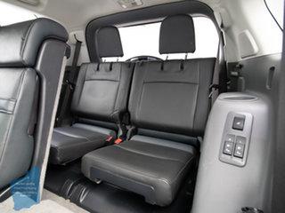 2011 Toyota Landcruiser Prado KDJ150R 11 Upgrade Kakadu (4x4) Dark Furnace 5 Speed Sequential Auto