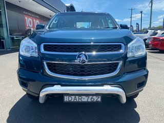 2015 Holden Colorado RG MY15 LS Crew Cab Blue 6 Speed Sports Automatic Utility