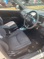 2007 Mitsubishi Outlander ZG MY08 VR White 6 Speed Sports Automatic Wagon