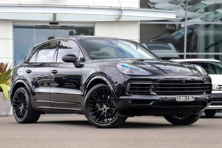 2019 Porsche Cayenne 9YA MY20 Tiptronic Black 8 Speed Sports Automatic Wagon.