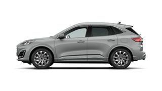 2020 Ford Escape ZH 2020.75MY Vignale Moondust Silver 8 Speed Sports Automatic SUV.