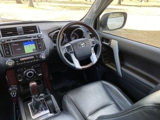 2016 Toyota Landcruiser Prado GDJ150R Kakadu White 6 Speed Sports Automatic Wagon