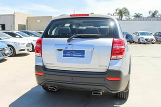2018 Holden Captiva CG MY18 Active 2WD Silver 6 Speed Sports Automatic Wagon