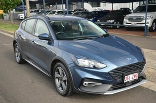 2019 Ford Focus SA MY19.25 Active Blue 8 Speed Automatic Hatchback.