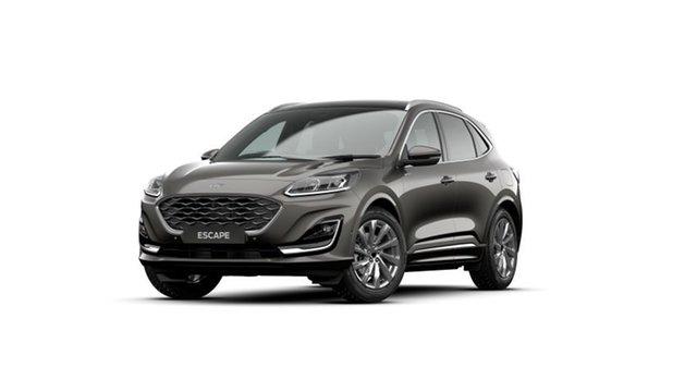 New Ford Escape ZH 2020.75MY Vignale AWD Dandenong, 2020 Ford Escape ZH 2020.75MY Vignale AWD Nyu 8 Speed Sports Automatic SUV