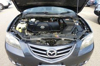 2005 Mazda 3 BK1031 SP23 Charcoal Grey 4 Speed Sports Automatic Sedan