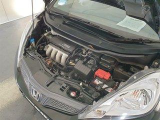 2012 Honda Jazz GE MY12 VTi-S Black 5 Speed Sports Automatic Hatchback