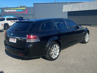 2011 Holden Berlina VE II Sportwagon Black 6 Speed Sports Automatic Wagon.