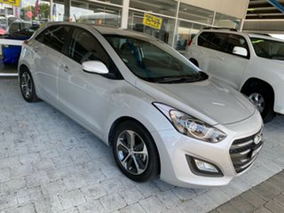 2015 Hyundai i30 Active X Silver Sports Automatic Hatchback.