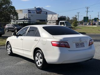 2008 Toyota Camry ACV40R Altise White 5 Speed Automatic Sedan