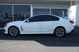 2015 Holden Commodore VF MY15 SV6 Storm White 6 Speed Sports Automatic Sedan