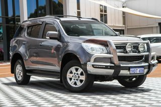 2015 Holden Colorado 7 RG MY16 LT Warm Silver 6 Speed Sports Automatic Wagon.