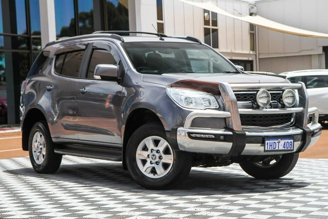 Used Holden Colorado 7 RG MY16 LT Attadale, 2015 Holden Colorado 7 RG MY16 LT Warm Silver 6 Speed Sports Automatic Wagon