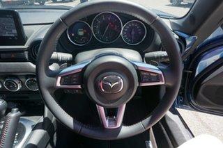 2019 Mazda MX-5 ND SKYACTIV-Drive Blue 6 Speed Sports Automatic Roadster