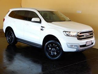2017 Ford Everest UA MY17 Trend (RWD) White 6 Speed Automatic SUV.